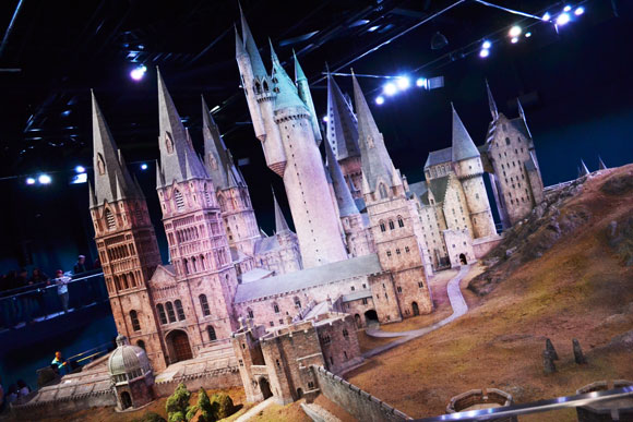 Harry Potter Camera Crew In View : Harry potter and the forbidden journey™ |attractions|universal