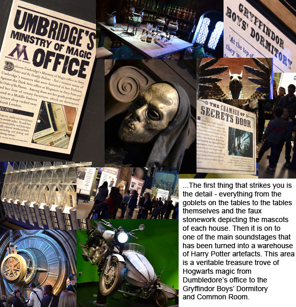 Harry Potter Studio Tour, London, Warner Bros