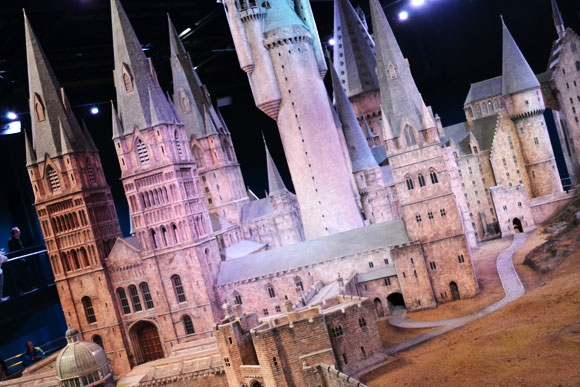 Harry Potter Tour, Warner Bros. Studios, London,