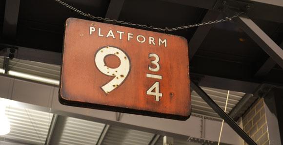 Harry Potter train, Hogwarts Express, National Rail Museum, York