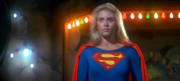 Helen Slator, Supergirl,