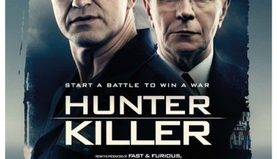 Hunter Killer - Gerard Butler