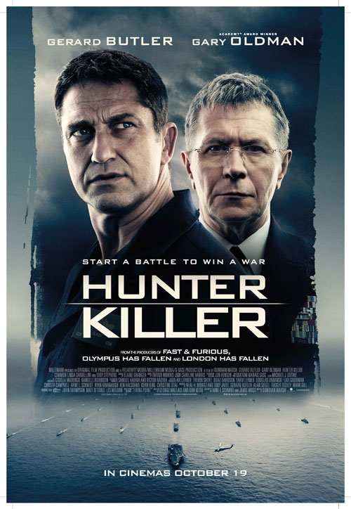 Hunter Killer - Gerard Butler