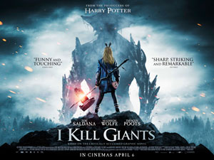 I Kill Giants - Anders Walter