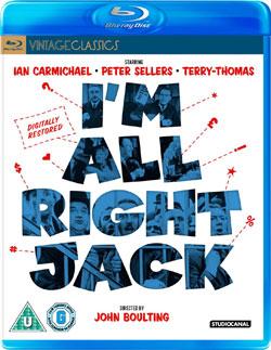 I'm Alright Jack, Blu-ray