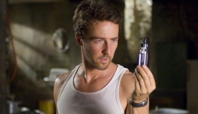 Why did Edward Norton leave the role of Hulk?