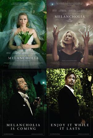 Melancholia, Film Posters,