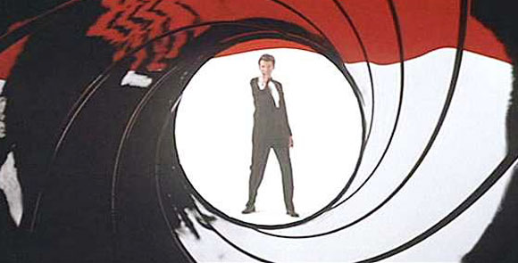 James Bond - Top 10 Films