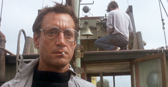 Jaws, Steven Spielberg, Daniel Stephens, You're gonna need a bigger boat - Top 10 Films