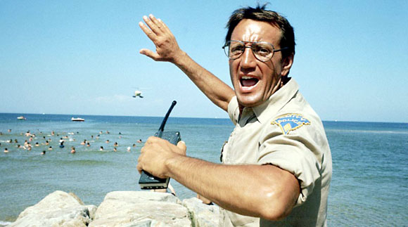 Jaws, Spielberg, Chief Brody, Roy Scheider,