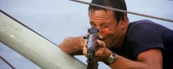 Jaws, ending, classic scenes, Top 10 Films, Roy Scheider, Steven Spielberg,