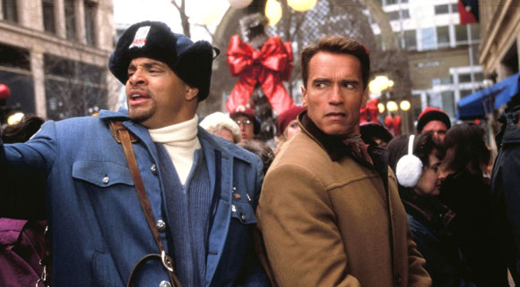 Jingle All The Way, Arnold Schwarzenegger,