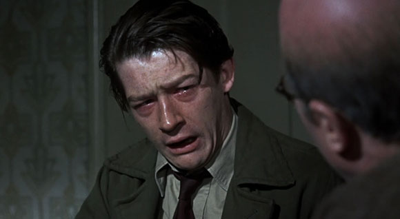 John Hurt in 10 Rillington Place