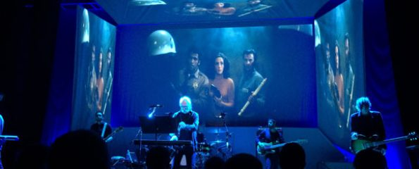 John Carpenter Live
