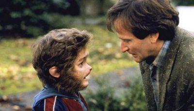 Jumanji, Robin Williams, Music by James Horner,