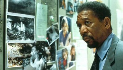 Morgan Freeman, Kiss The Girls, Alex Cross, James Patterson,