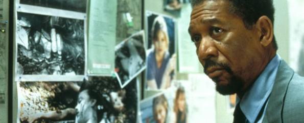 Morgan Freeman, Kiss The Girls, Alex Cross, James Patterson,