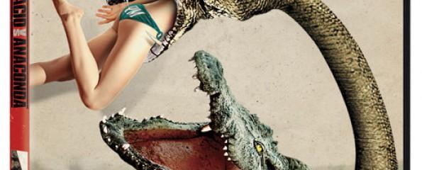 Lake Placid Vs. Anaconda - Top 10 Films