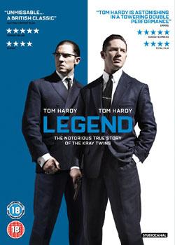 Legend, Tom Hardy - Top 10 Films