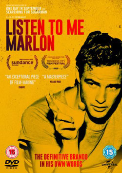 Listen To Me Marlon, UK DVD - Top 10 Films