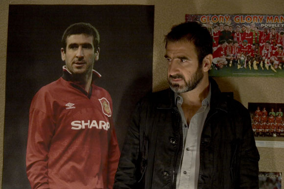 Looking For Eric, Manchester United, Football, Soccer, Eric Cantona, Ken Loach, Great British Sports Films,