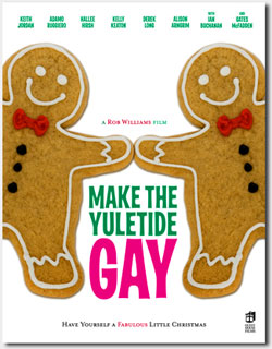 make the yuletide gay,