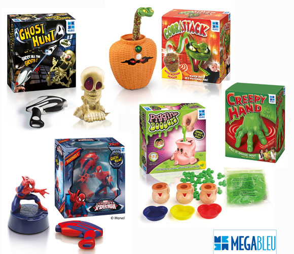 Megableu, Family Games
