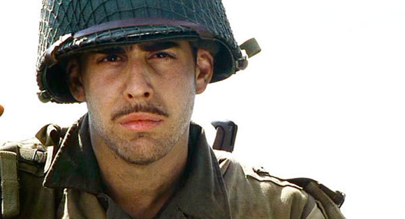 Mellish, Saving Private Ryan, Adam Goldberg, Steven Spielberg