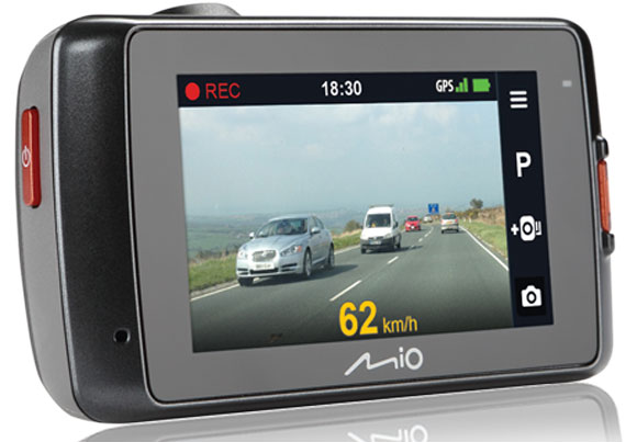 Tech Review: Mio MiVue 688 Dash Cam