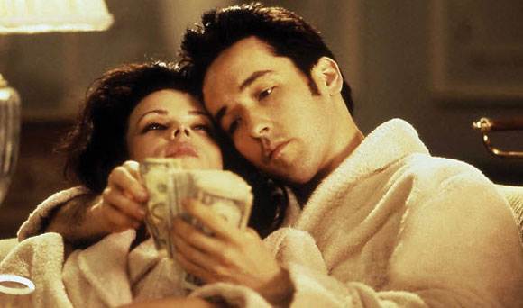 Top 10 Films of John Cusack - Money for Nothing
