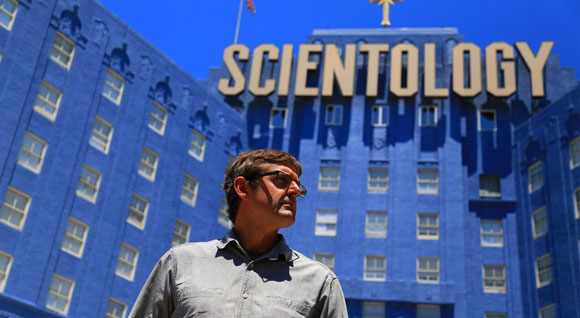 Louis Theroux's Big Screen Documentary Film About Scientology Nears Release