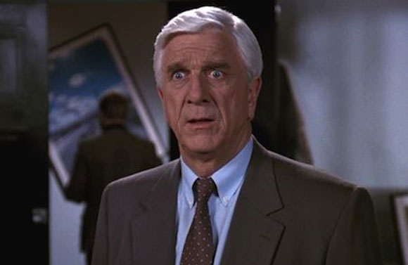 Naked-Gun_frank-drebin_top10films, top 10 films, bathroom scenes in film,
