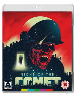 Night of the Comet, Film,