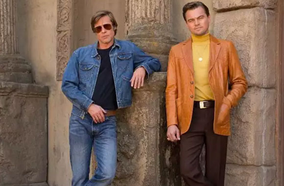 Once Upon A Time In Hollywood - Quentin Tarantino - Leonardo DiCaprio - Brad Pitt