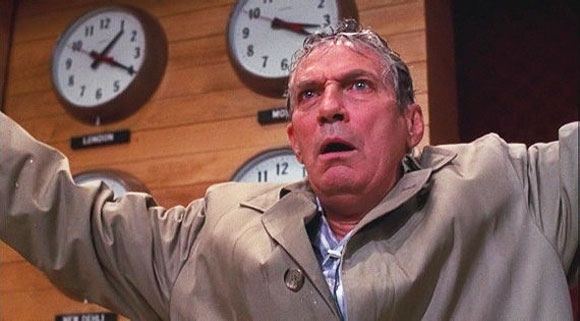 Peter Finch, Sidney Lumet, Network, Television and Film