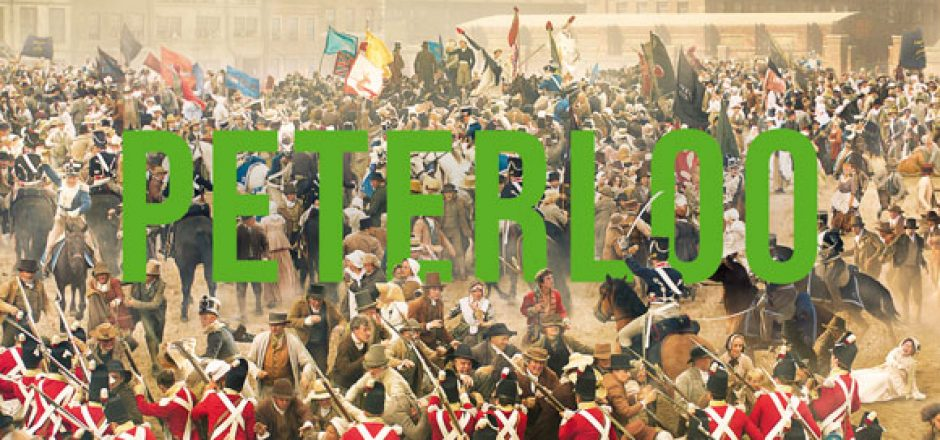 Peterloo - Film Poster