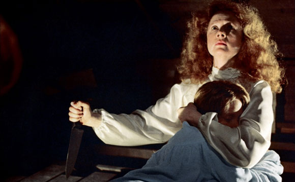 Piper Laurie, Scary Mothers on Film, Top 10, Carrie, De Palma, Sissy Spacek,