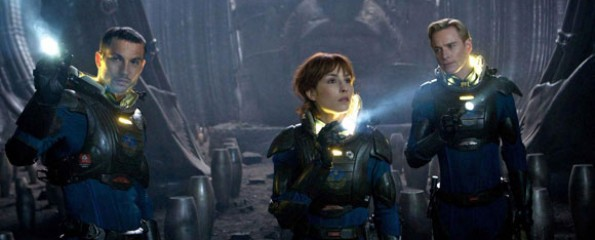 Prometheus, Film Review, Top 10 Films, Ridley Scott, prequel to Alien