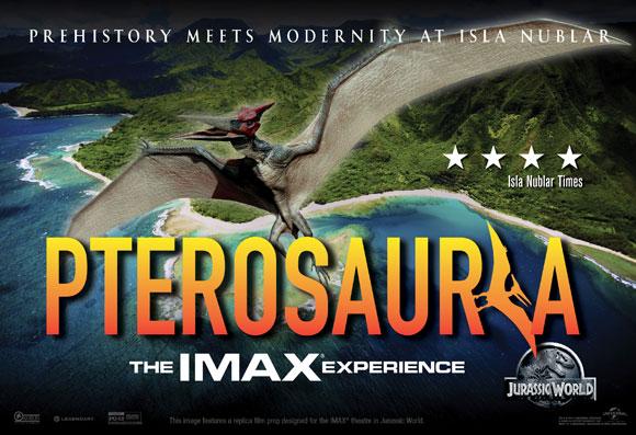 IMAX, Jurassic World