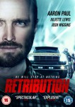 Retribution, DVD, Aaron Paul