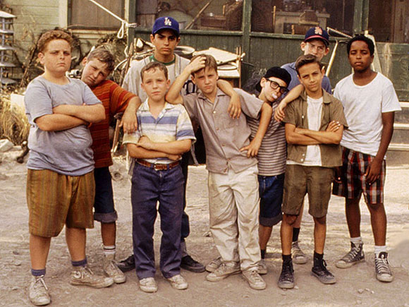The Sandlot, Film,