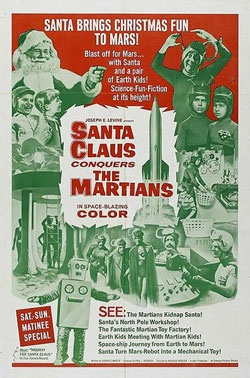 santa claus conquers the martians,