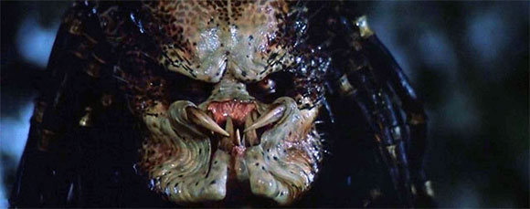 Predator (Kevin Peter Hall, Predator, 1987)