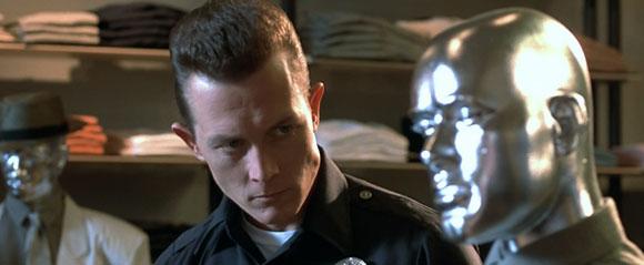 T-1000 (Robert Patrick, Terminator 2, 1991)