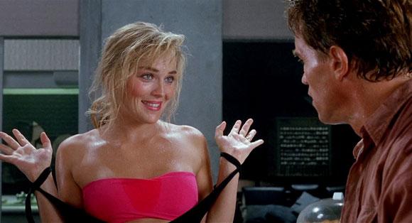 Lori Quaid (Sharon Stone, Total Recall, 1990)