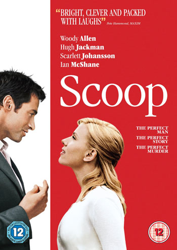 Scoop, Woody Allen,