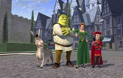 shrek, dreamworks, animation, best family comedy,