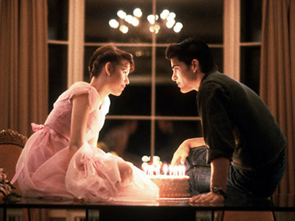 Sixteen Candles, Molly Ringwald, John Hughes,