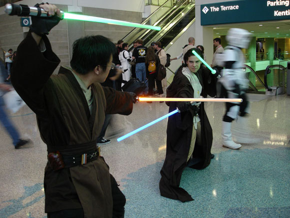 France Makes Lightsaber Duelling An Official Sport Top