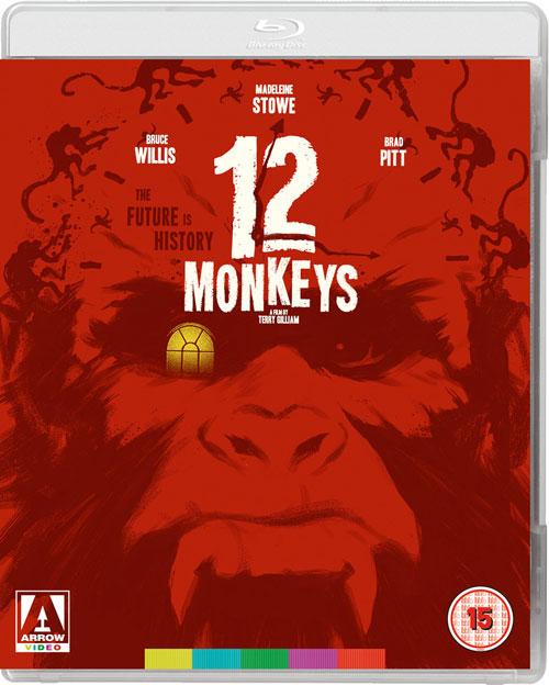 12 Monkeys - UK Blu-ray